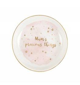 Juwelenschaaltje Mum's precious things