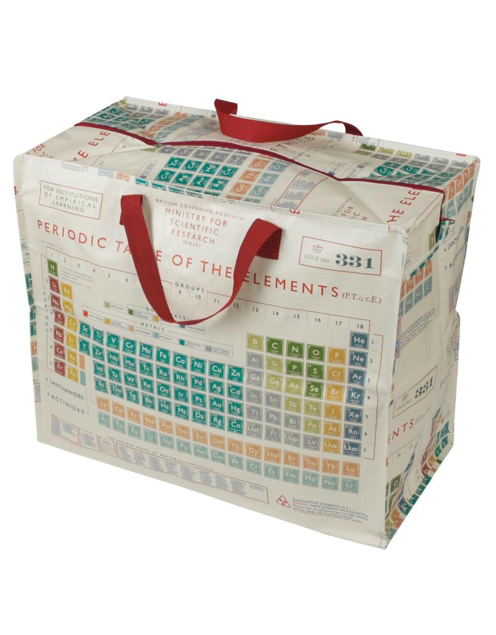 XL zak tabel van Mendelejev
