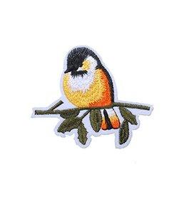 Patch vogeltje