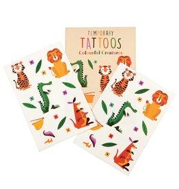 Tattoo dieren