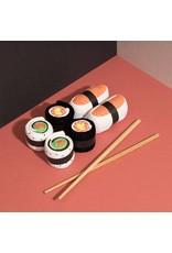 Sokken sushi set van 3