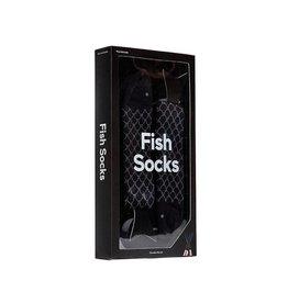Sokken vis zwart