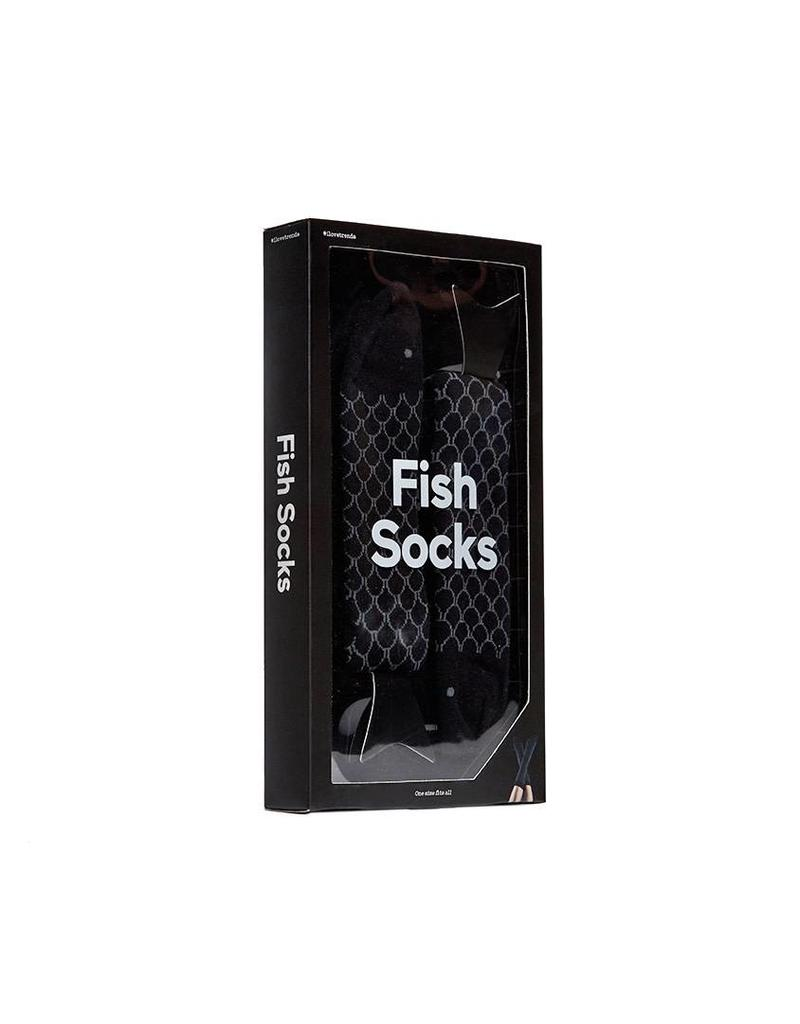 DOIY: Sokken vis
