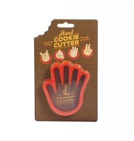 SUK: Koekjesvorm hand