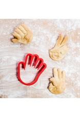 Koekjesvorm hand