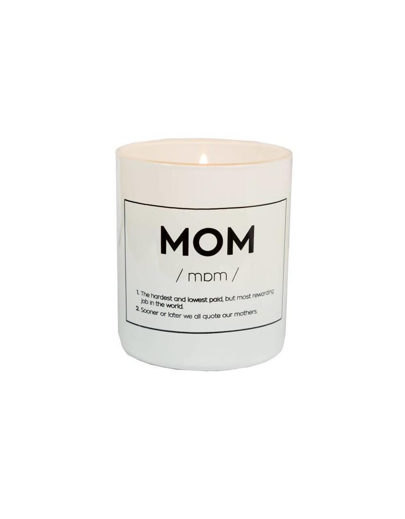 F: Kaars MOM