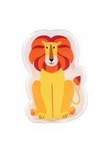 Hot/coldpack leeuw