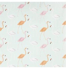 Inpakpapier flamingo