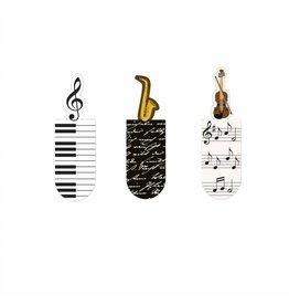 Magnetische bladwijzers muziek