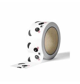 Washi tape panda kleur