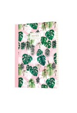 Schriftje tropical palm A5