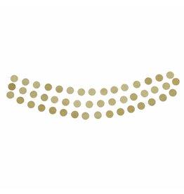 Slinger bollen goud