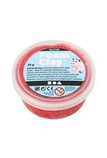 Foam Clay® 35g glitter rood