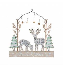Decoratie rendieren Kerst
