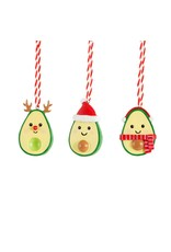 Hangertjes avocado 3st.
