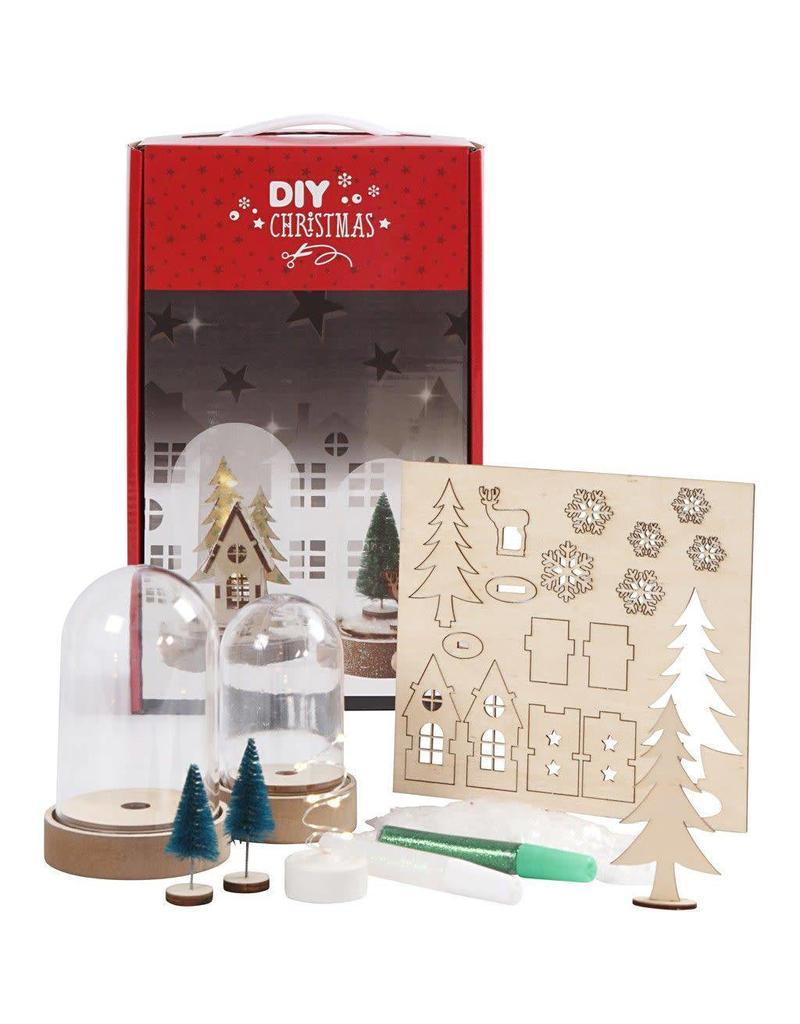 DIY stolpen kerst