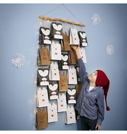 DIY adventskalender