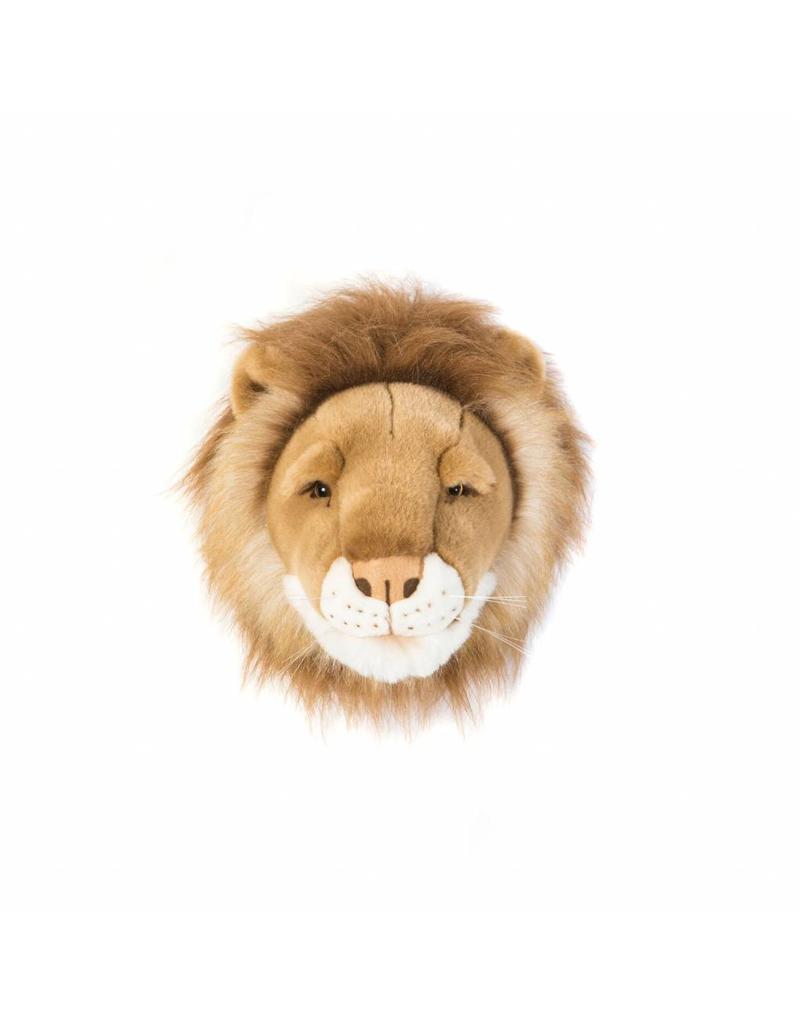 Dierenhoofd leeuw Cesar