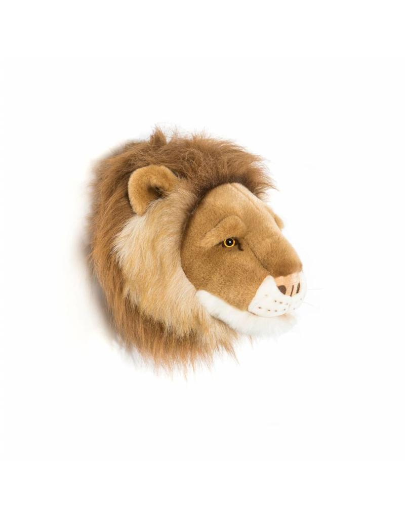 W&S: Dierenhoofd leeuw Cesar