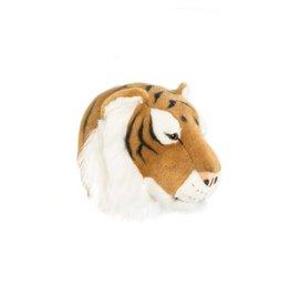 W&S: Dierenhoofd tijger Felix