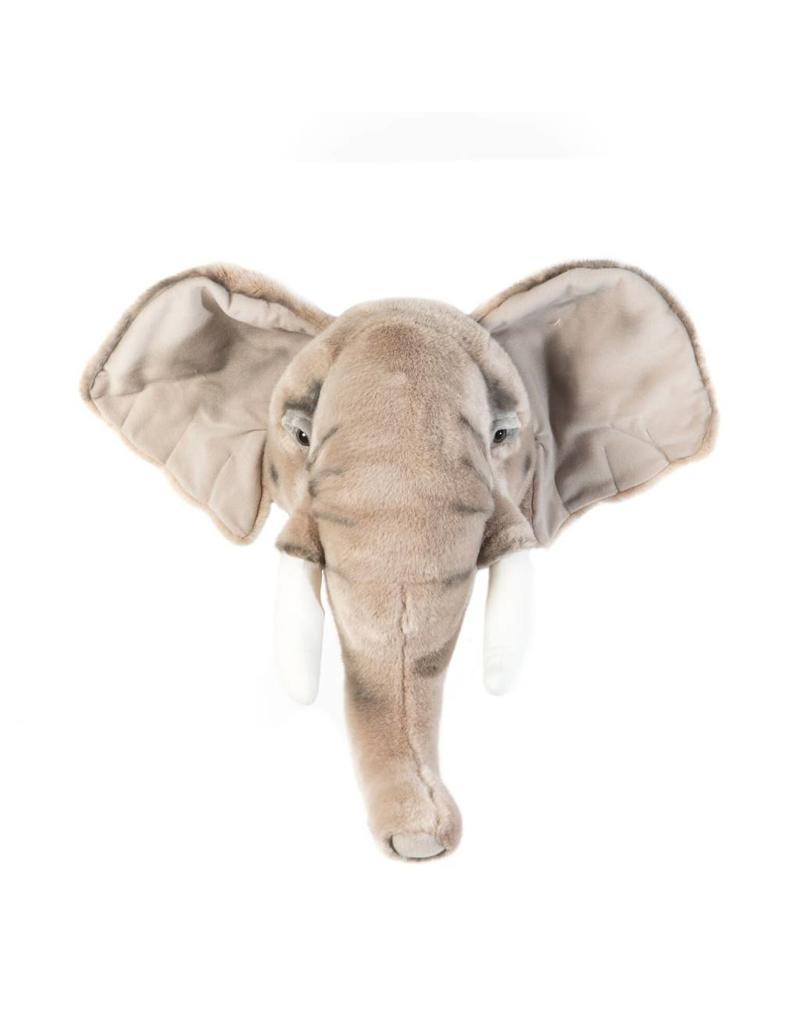 Dierenhoofd olifant George