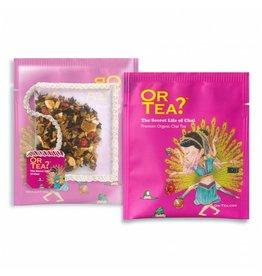 The secret Life of Chai zakje