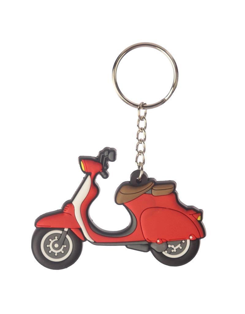 Sleutelhanger scooter