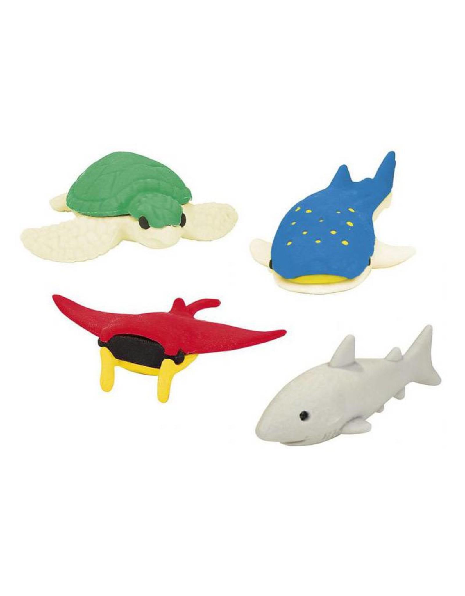 Doosje gommetjes vis