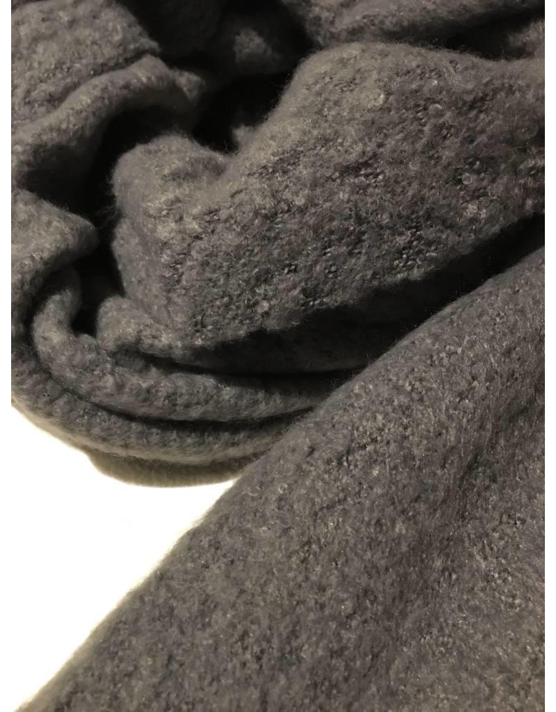 Sjaal donkergrijs