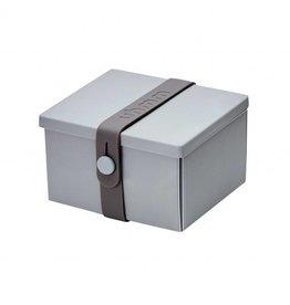 Uhmm box 02 grijs/grijs