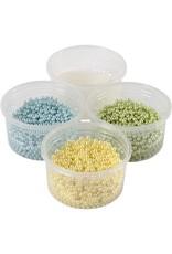 Pearl Clay® 3x25 gr geel/groen/blauw