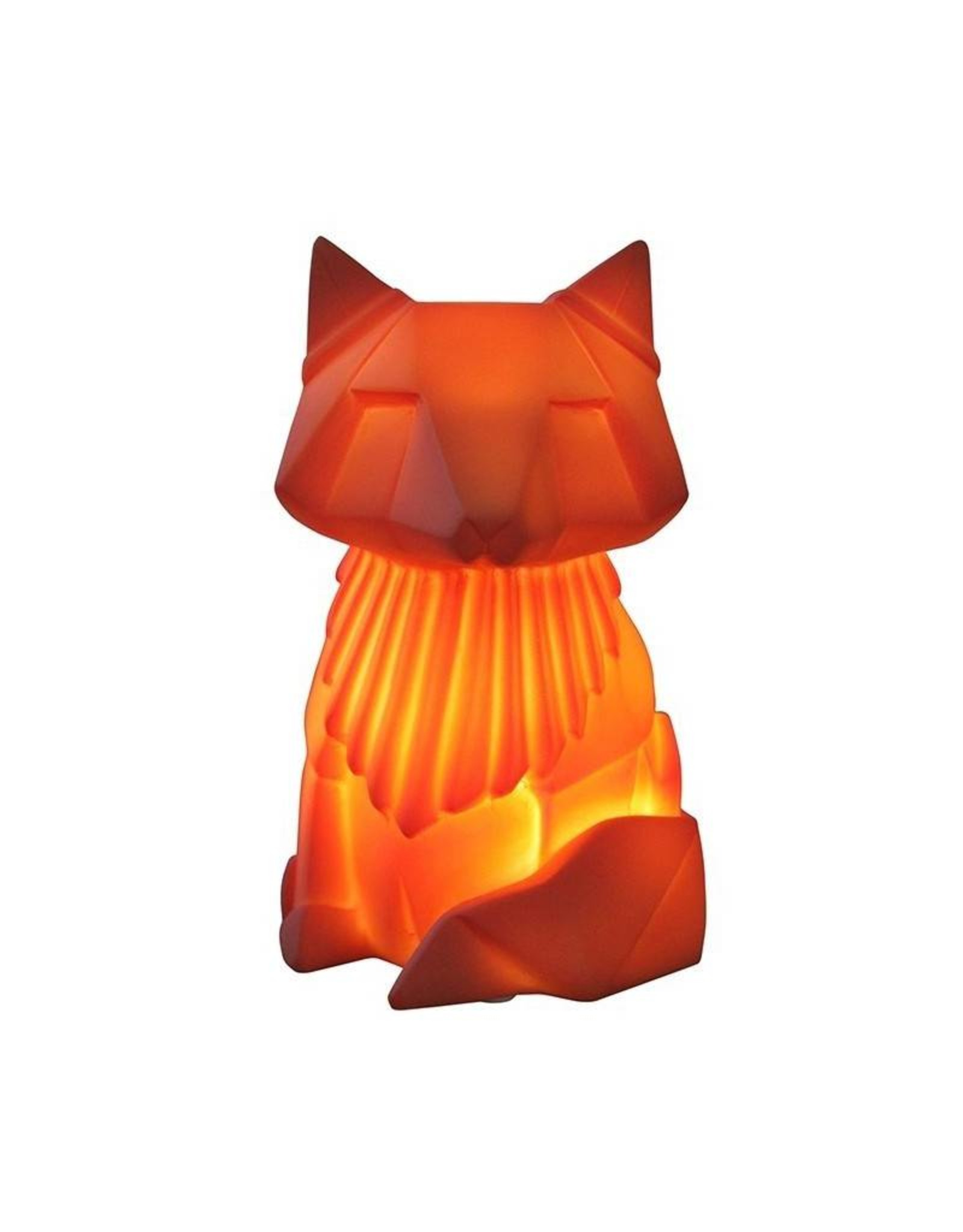 Lampje vos warm oranje