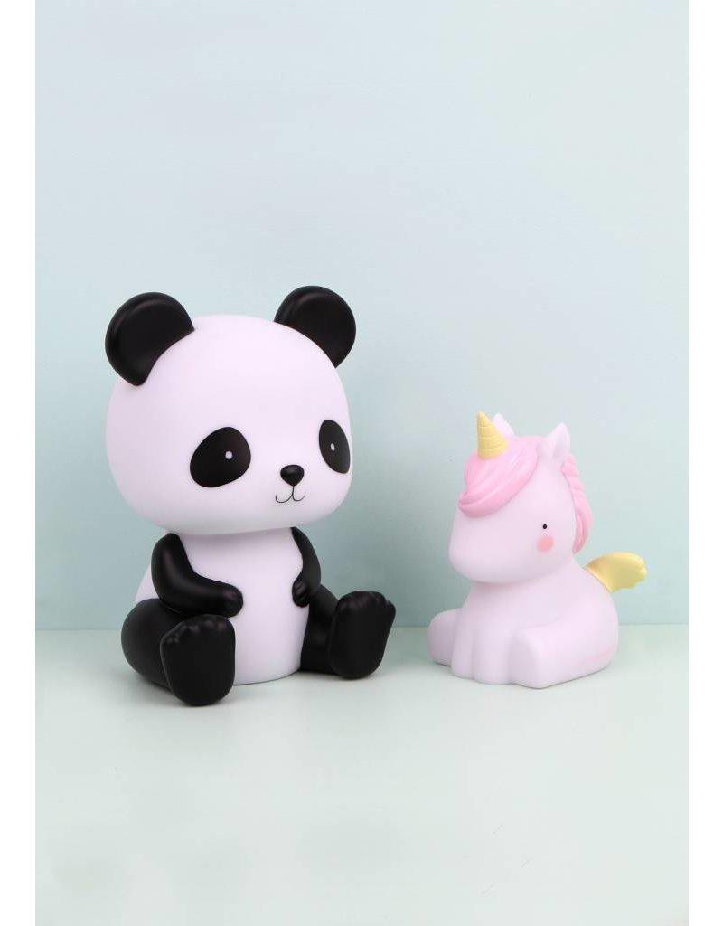 Lamp panda