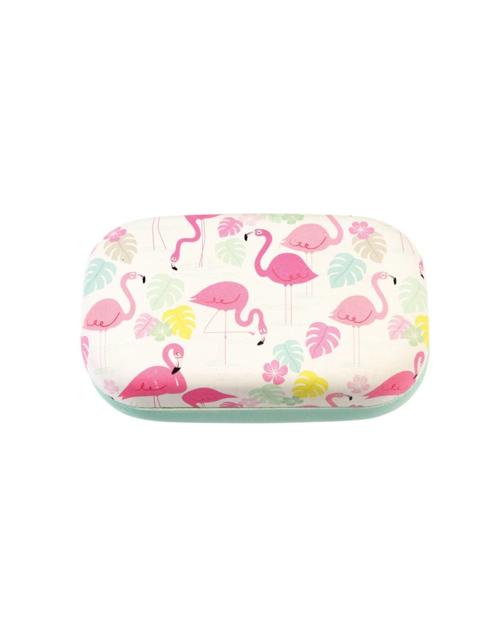 Mini case flamingo