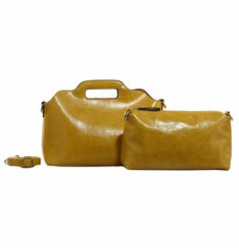 Handtassen geel
