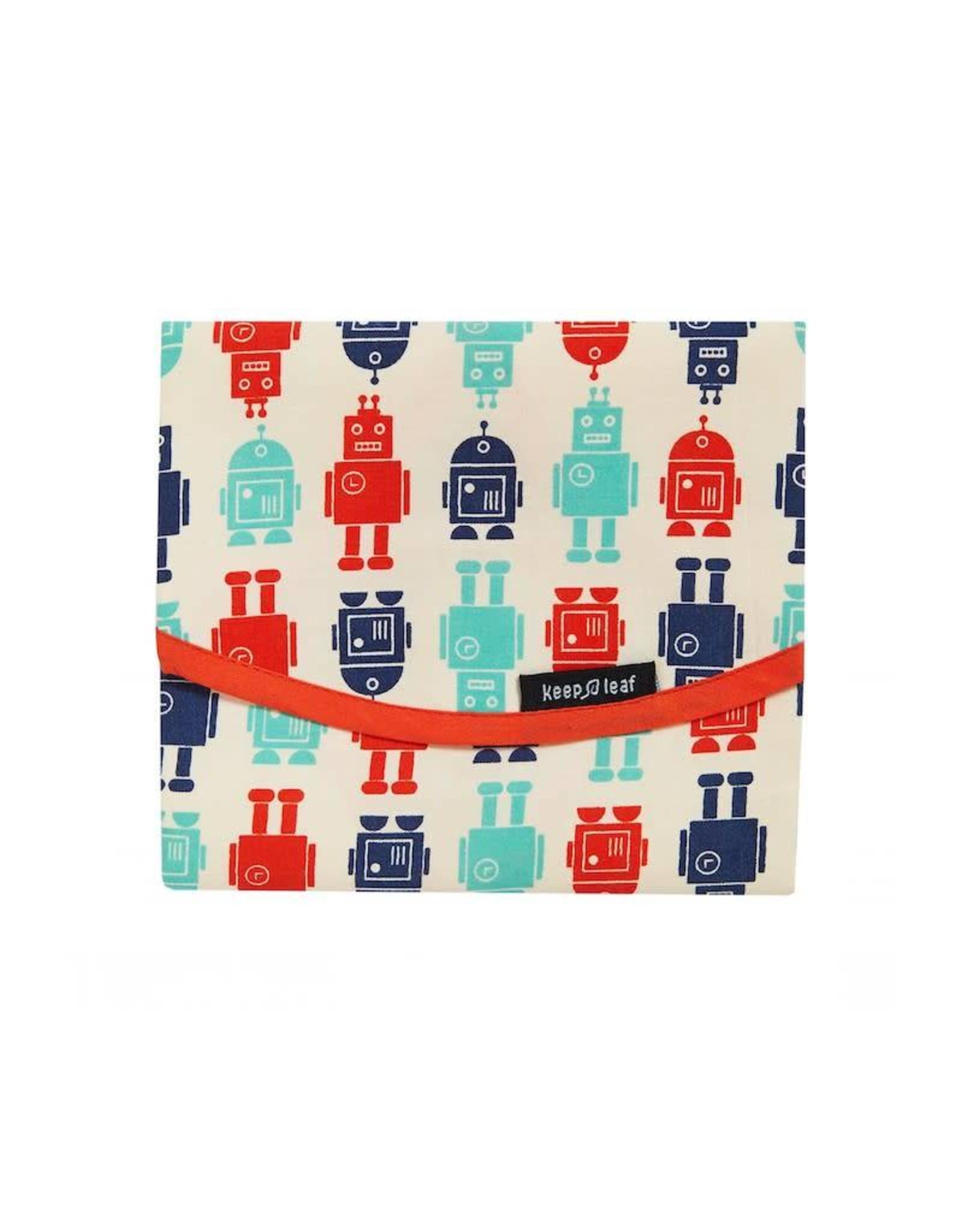 Food wrap robots