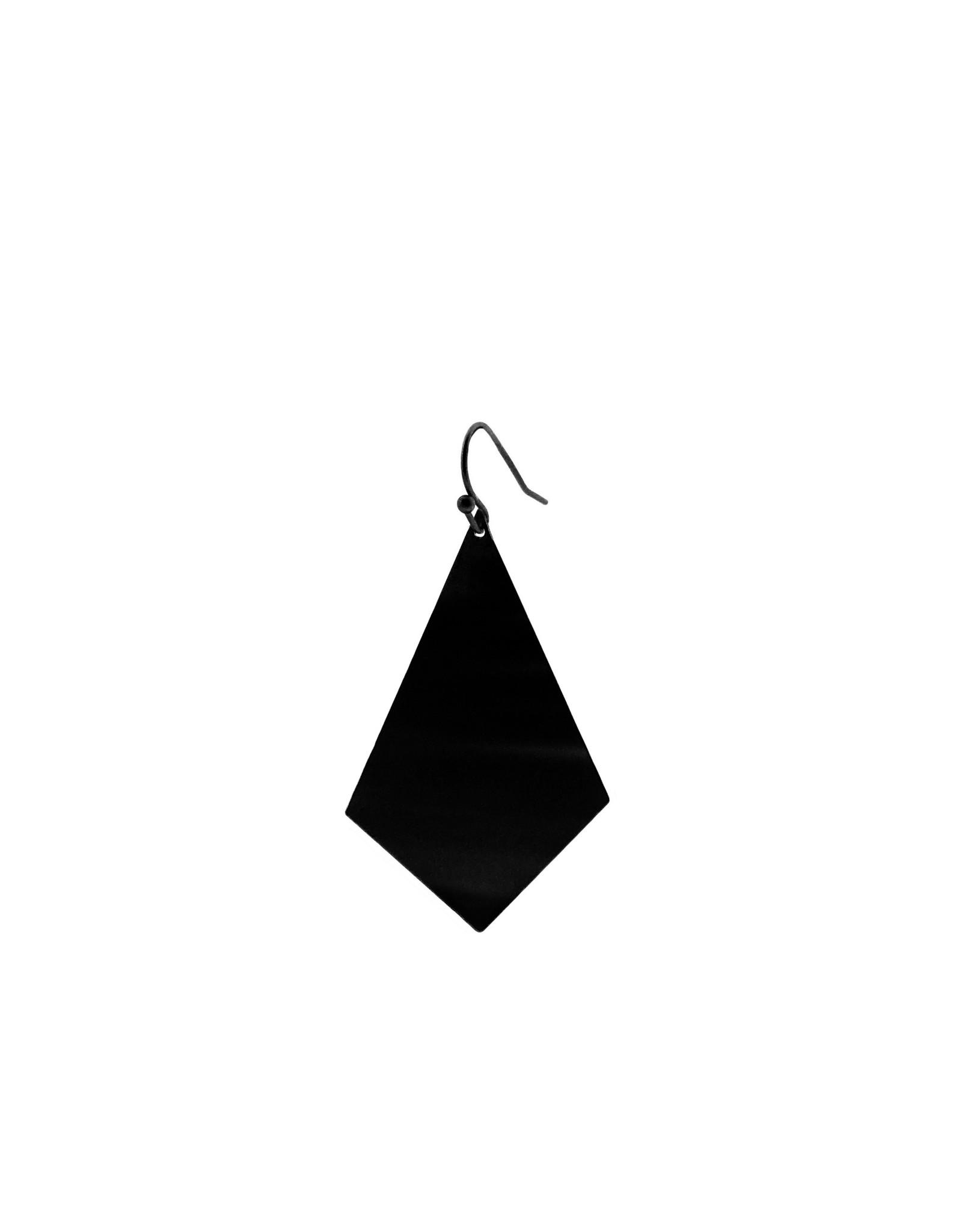 oorbEllen mix&match ruit mat zwart kort