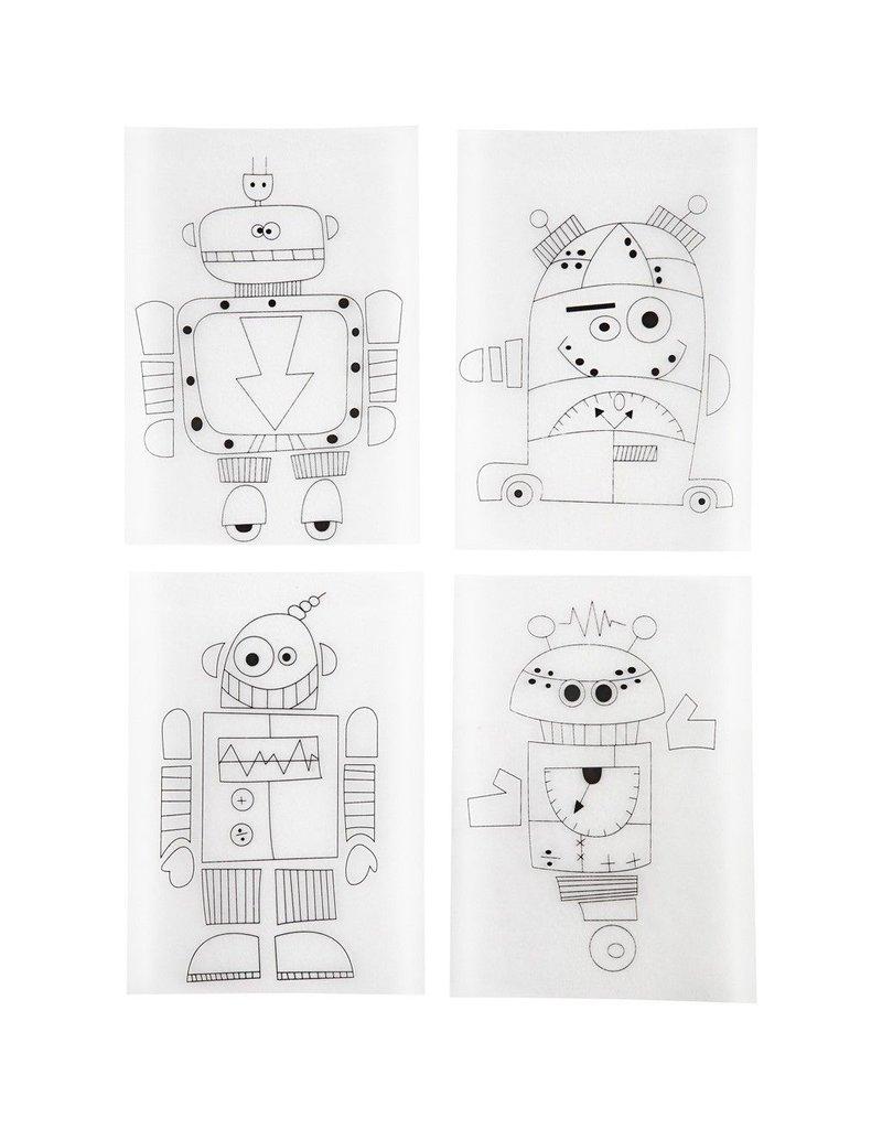 Krimpfolie robot