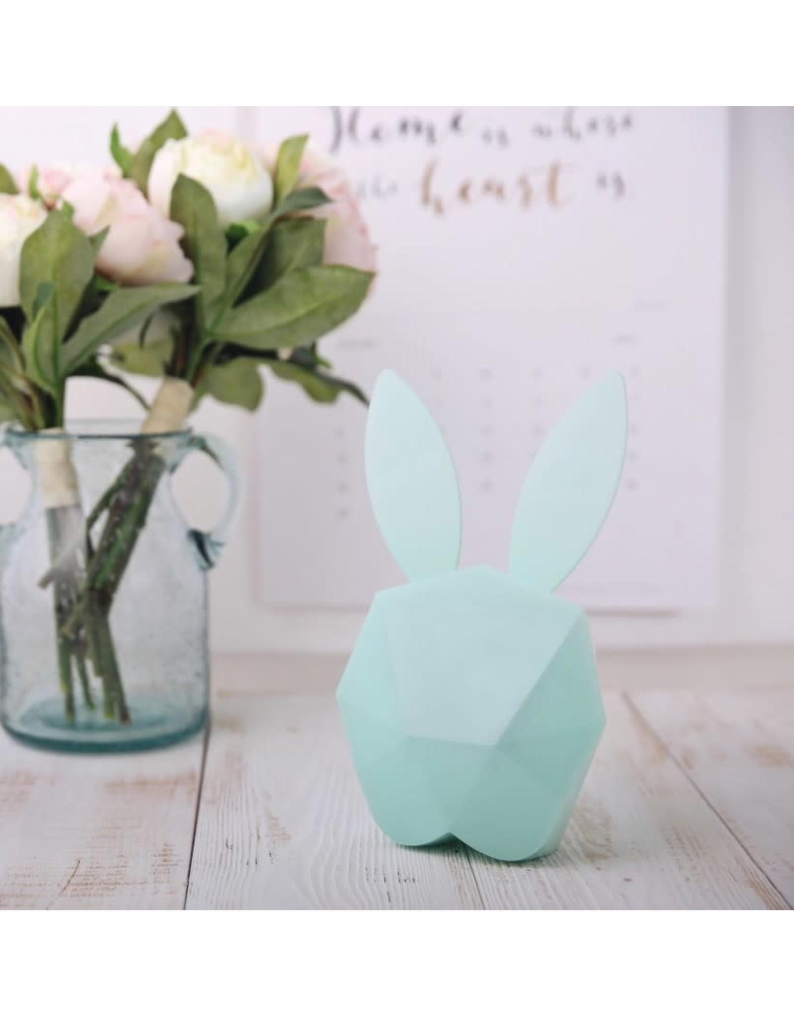 Alarmklok met sensor konijn munt