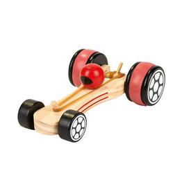 Raceauto hout