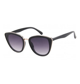 Zonnebril frame zwart