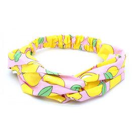 Haarband citroenen