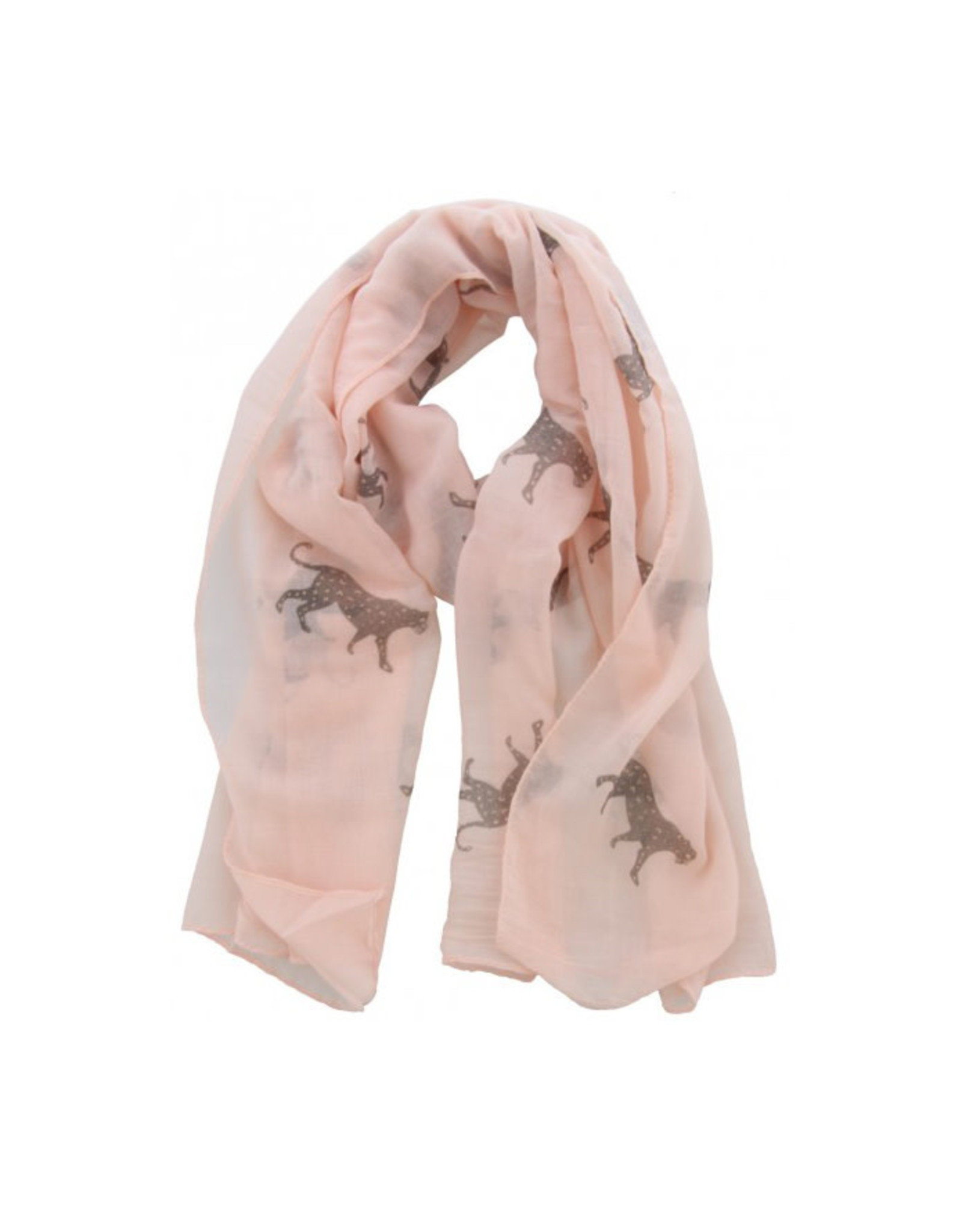 Sjaal panter
