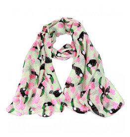 Sjaal toekan