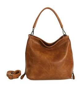 Handtas baggy bruin