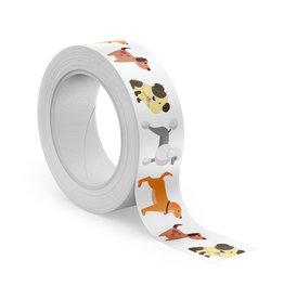 Washi tape hond