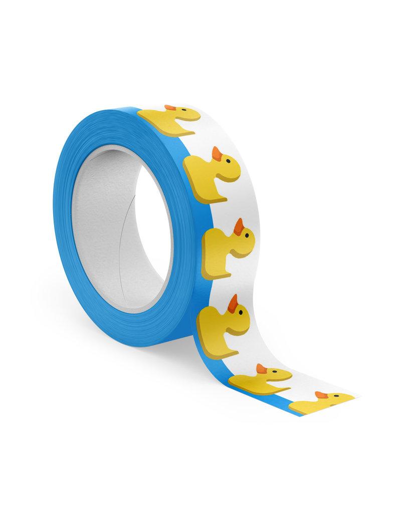 Washi tape eend