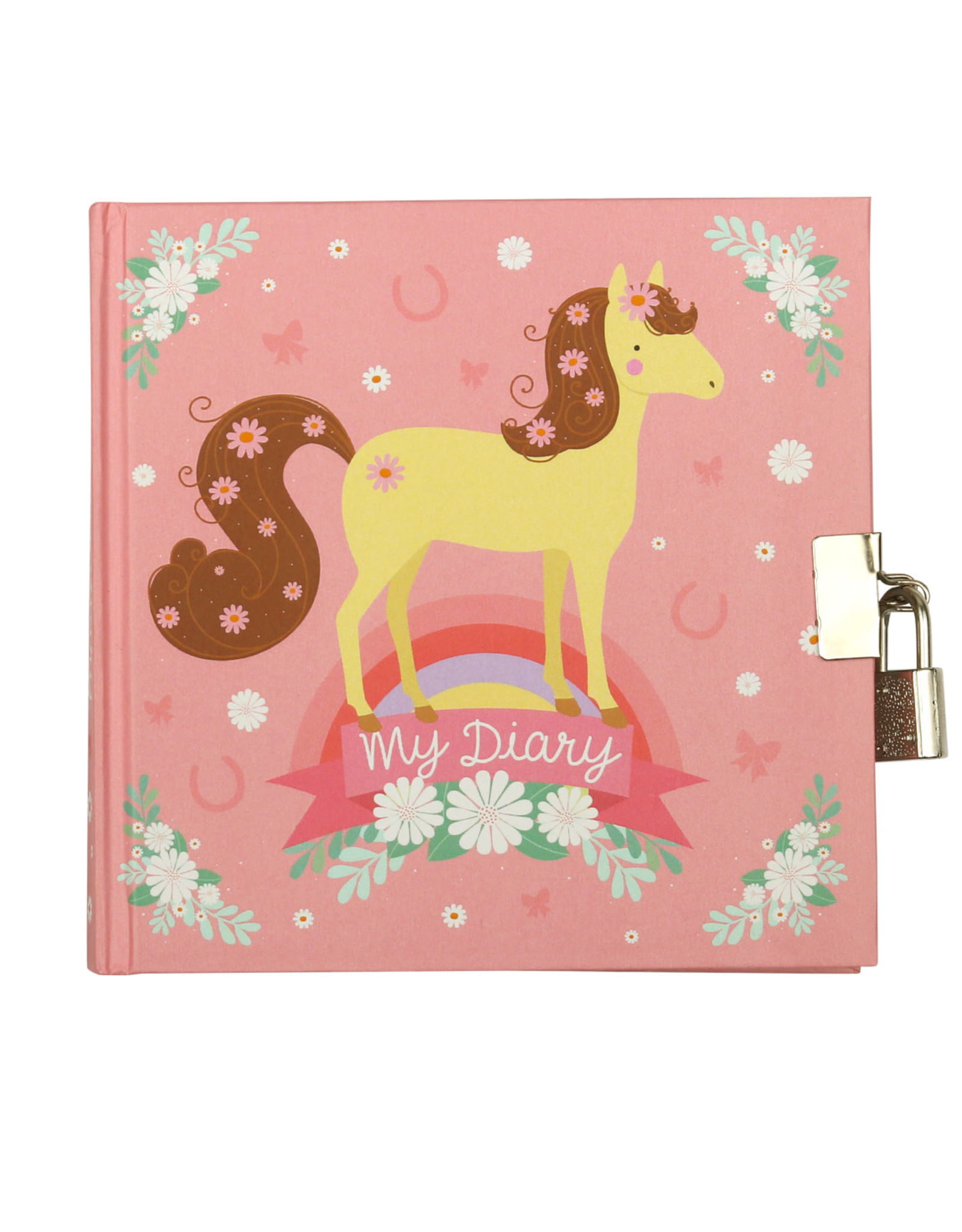 Dagboek paard