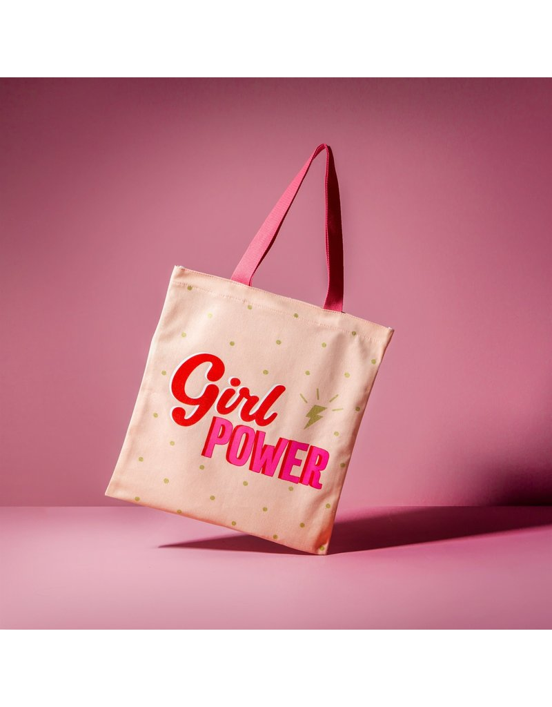 Tote bag Girl Power