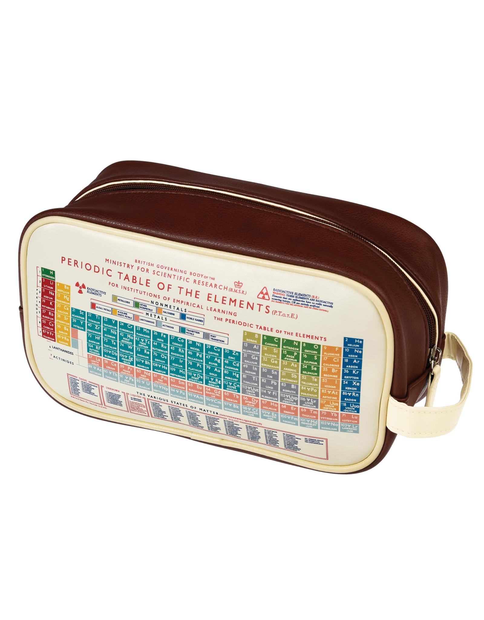 Toiletzak tabel van Mendelejev
